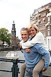 Portrait of Couple, Amsterdam, Netherlands