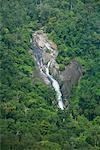 Les sept puits cascade, Mont Machincang, l'île de Langkawi, Malaisie