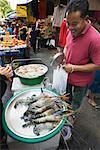 Marché à Bangkok, Thailand