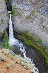 Spahats Falls, Wells Gray Provincial Park, British Columbia, Canada
