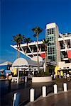 Facade of a hotel, St. Petersburg Florida, USA