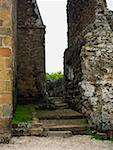 Old ruins of a church, La Merced Church, Old Panama, Panama City, Panama