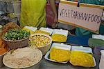 Etwa am Stand von Essen, Bangkok, Thailand