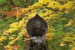 Statue von Bäumen, Kansai, Honshu, Japan