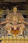 Guardian Statue Yomei-LUN, Toshogu Shrine, Nikko, Japan