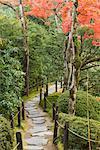 Zen Garden, Nikko, Japan