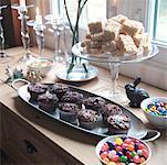 Still Life of Desserts
