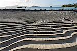 Rippled Sand, La Digue, Seychelles