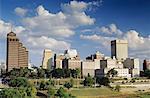 Cityscape, Memphis, Tennessee, USA