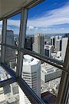 View of Calgary From Calgary Tower, Alberta, Canada