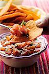 Tomato salsa - Stock Photo - Masterfile - Premium Royalty-Free, Code