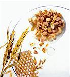 Cereals and muesli