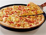 'Hawaiian' pizza