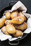 Pommes de terre salées au wok