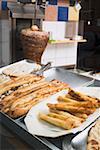 Spécialités turques dans un snack-bar