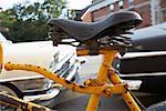 Close-up of Bike Seat