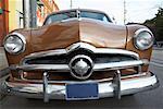 Avant de voiture Vintage