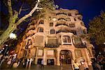 Casa Milà, Barcelone, Espagne