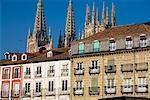 La Province de Burgos, Burgos-Castilla y León, Espagne