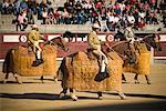 Bullfighters, Plaza de Toros de las Ventas, Madrid, Spain