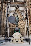 Cathédrale de Santa Maria de la Sede, Séville, Espagne