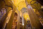 Cathedral de Santa Maria de la Sede, Seville, Spain