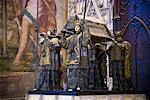 Tombeau de Christopher Columbus, la cathédrale de Santa Maria de la Sede, Séville, Espagne