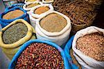 Spices, Medina of Fez, Morocco