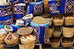 Spices, Medina of Marrakech, Morocco