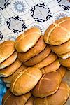 Bread for Sale, Medina of Marrakech, Morocco