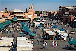Jemaa El Fna, Medina of Marrakech, Morocco
