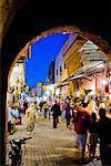 Médina de Marrakech, Maroc