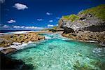 Namakulu Sea Track, Niue Island, South Pacific
