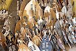 Afrique du Sud, Zululand, artisanat zoulou