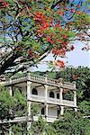 Seychelles, Praslin, Victoria, ancienne maison