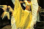 Mauritius, dancing the sega traditional dance