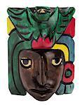 Symboles du monde : masque (Guatemala)
