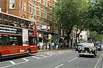 England, London, Soho