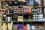 Boîtes à thé en Angleterre, Londres,