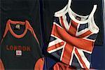 England, London, tee-shirts