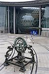 China, Shanghai, museum of sciences