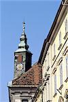 Beffroi de Slovénie, Ljubljana,