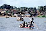 Togo, Togoville et lac Togo