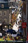 Quartier Petit Champlain, Québec, Québec, Canada