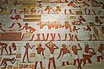 Art, Tomb of Rekhmire, West Bank, Luxor, Egypt