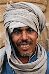 Portrait of Man, Luxor, Egypt