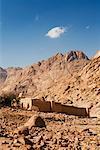 Monastère de Sainte Catherine, Sinaï, Égypte