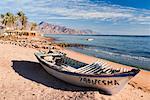 Golfe d'Aqaba, Dahab, Sinaï, Égypte