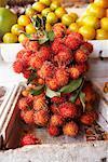 Close-up of Fruit at Market, Siem Reap, Cambodia