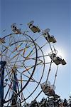 Ferris Wheel at Ancaster County Fair, Ancaster, Ontario, Canada